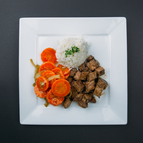 Hibachi Steak Bowl - X-Factor Meals