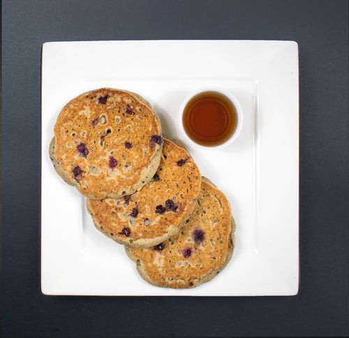 Blueberry Protein Pancakes - X-Factor Meals
