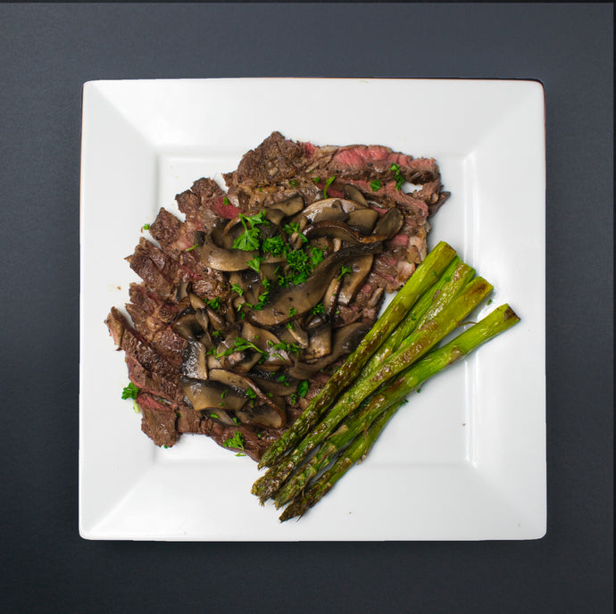 Low Carb Ribeye Steak - X-Factor Meals