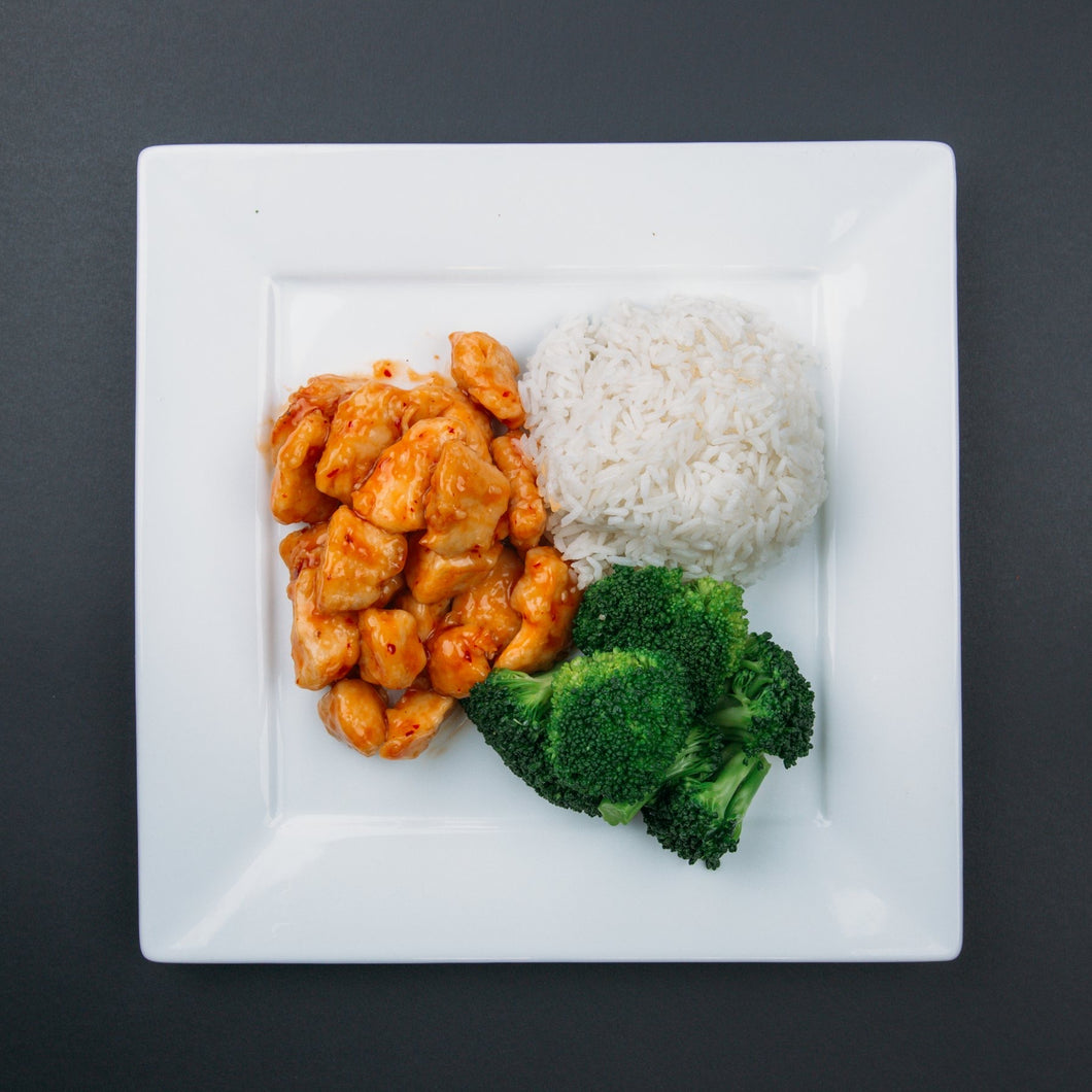 Small Size General Tso - X-Factor Meals