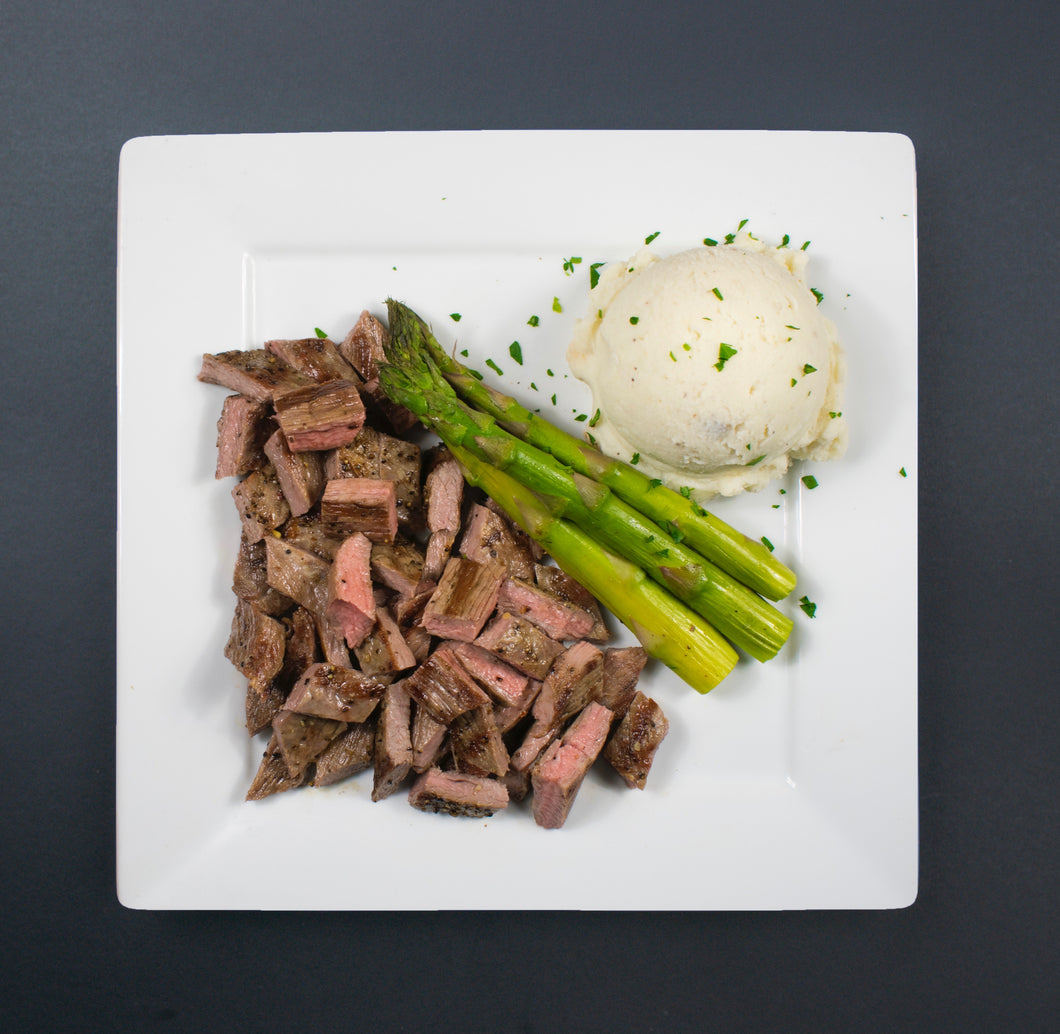 Marinated Grilled Flank Steak - X-Factor Meals