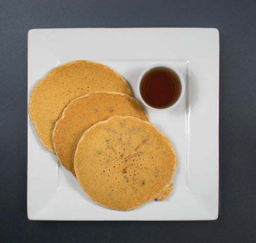 Chocolate Chip Pancakes - X-Factor Meals