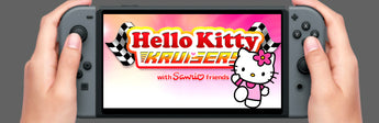 Rising Star Games and Crescent Marketing Distribution Bring Hello Kitty Kruisers to Nintendo Switch™ in Spring 2018