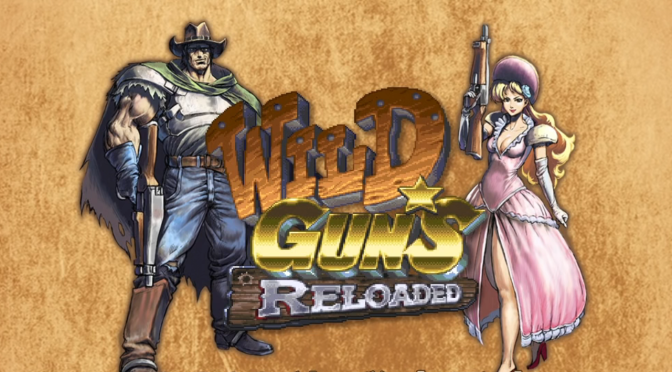 Wild Guns Reloaded Banner