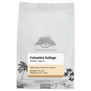 Colombia - Gallego - Steel Oak Coffee