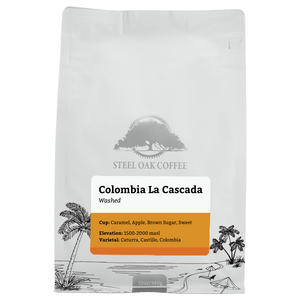 Colombia - La Cascada - Steel Oak Coffee
