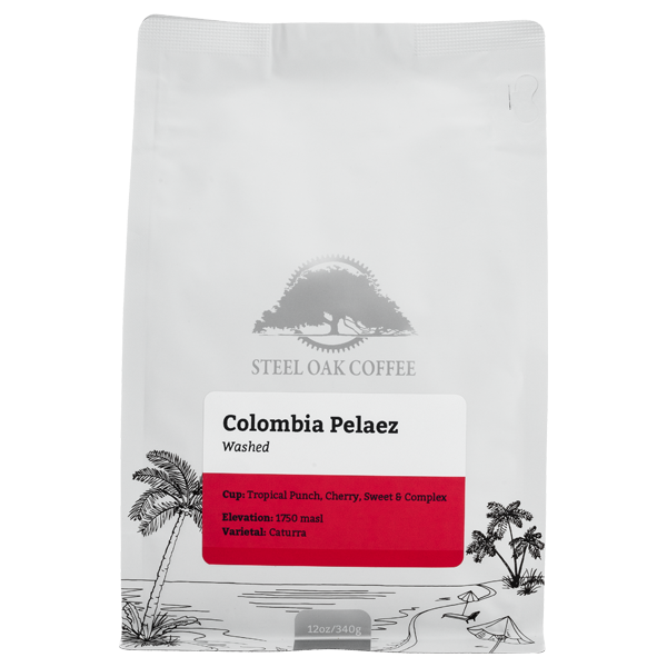 Colombia - Pelaez - Steel Oak Coffee