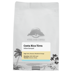 Costa Rica - Tirra Estate (HONEY) - Steel Oak Coffee