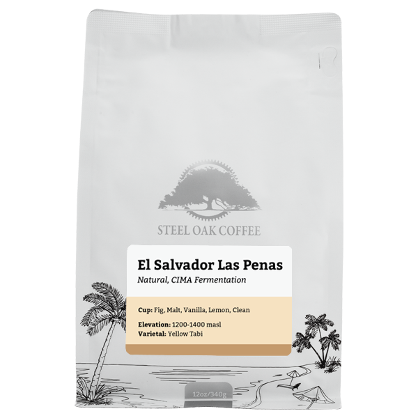El Salvador - Las Penas - Steel Oak Coffee