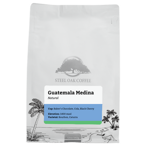 Guatemala - Medina - Steel Oak Coffee