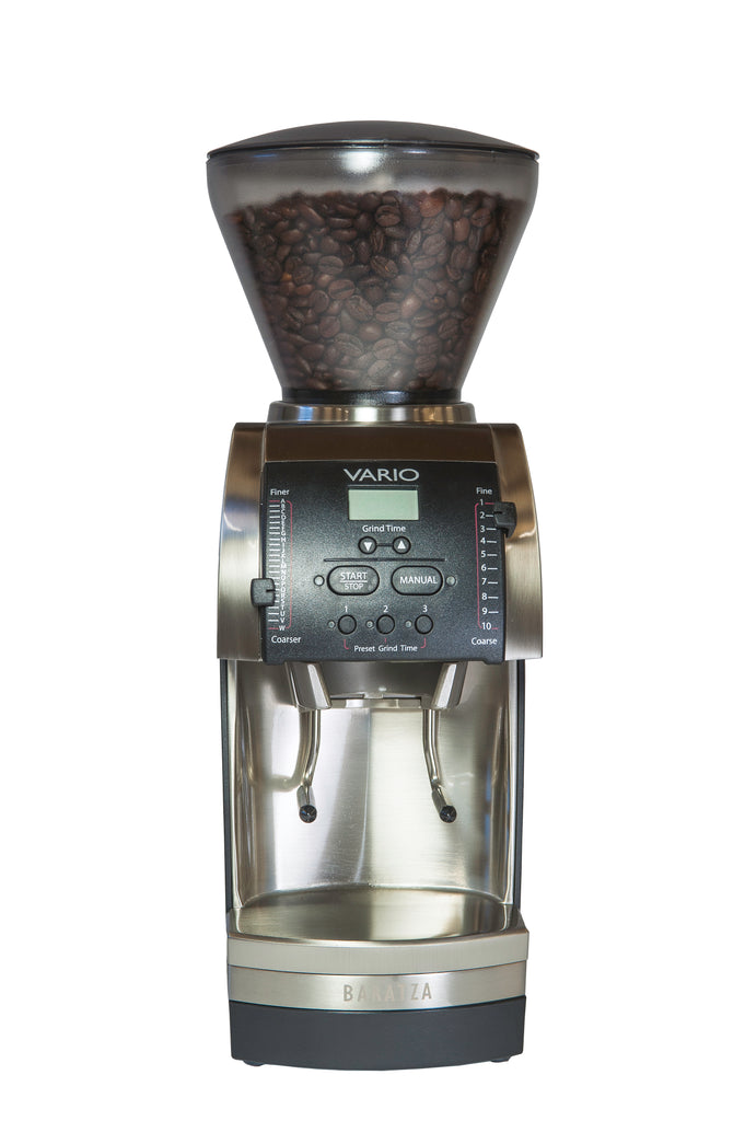 Baratza Vario Coffee Grinder - Steel Oak Coffee