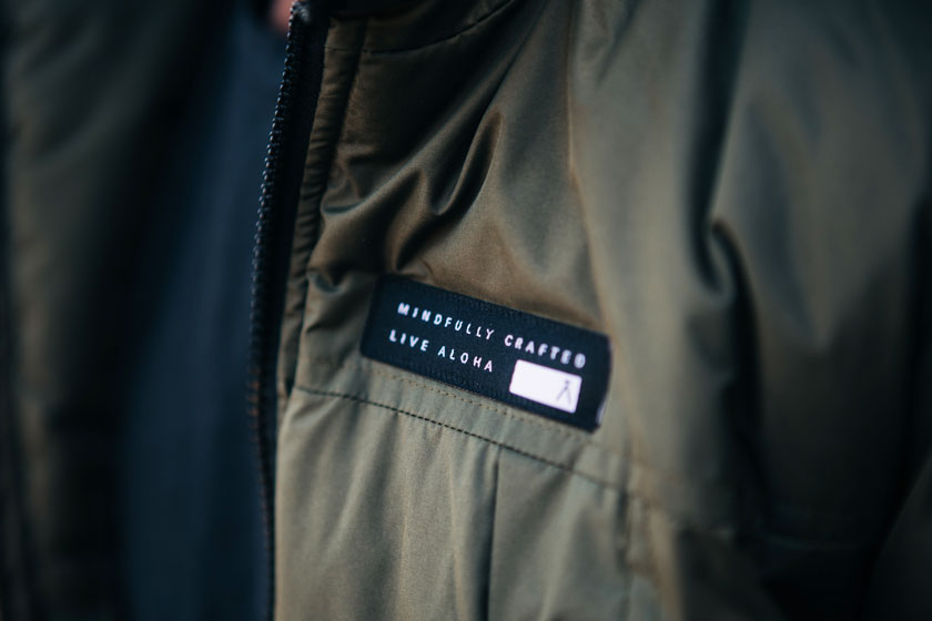 HUDDLE PARKA JACKET