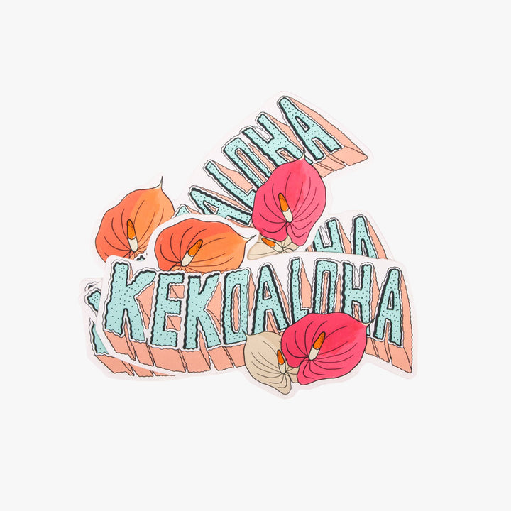 KEKOA STICKER BUNDLE
