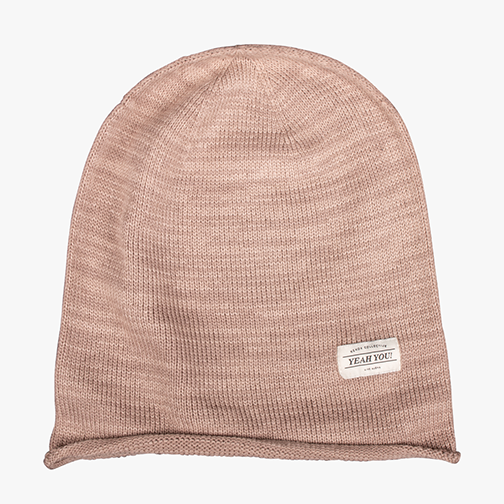 LONG SLOUCH BEANIE