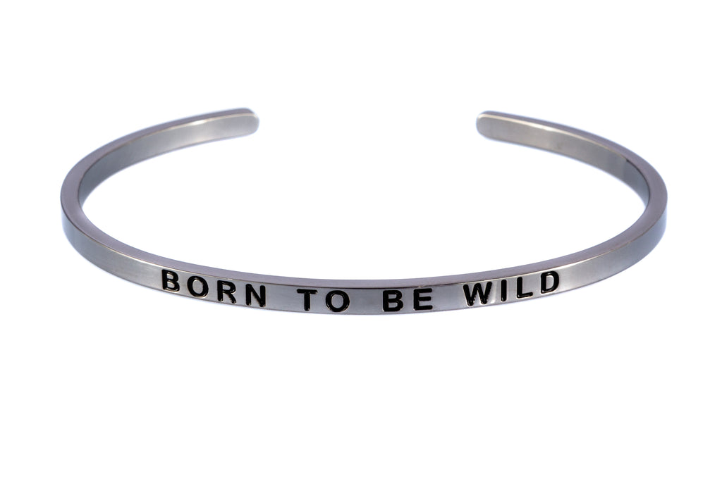 """BORN TO BE WILD"" Rutenio col. bracelet"