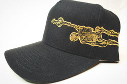 Gold and Black For The Love Hat
