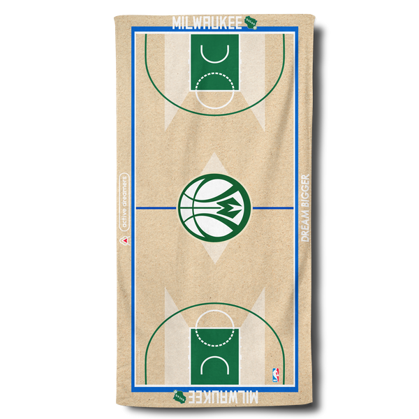 Bucks Beach Towel