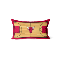 Chicago Bulls Lumbar Pillow