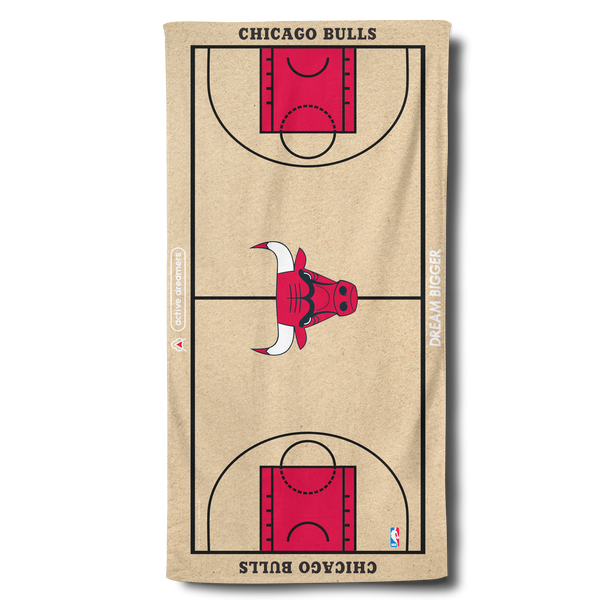 Bulls Beach Towel