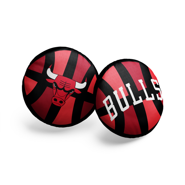Chicago Bulls Pillow Ball