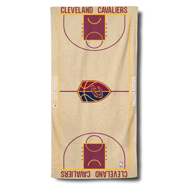 Cavs Beach Towel
