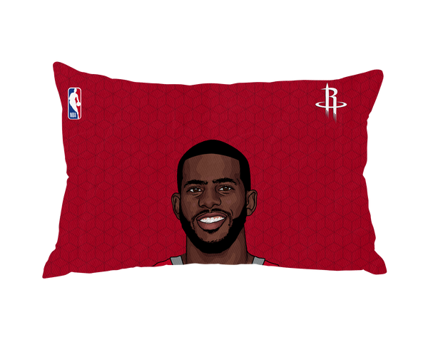 Chris Paul Pillow Case Face