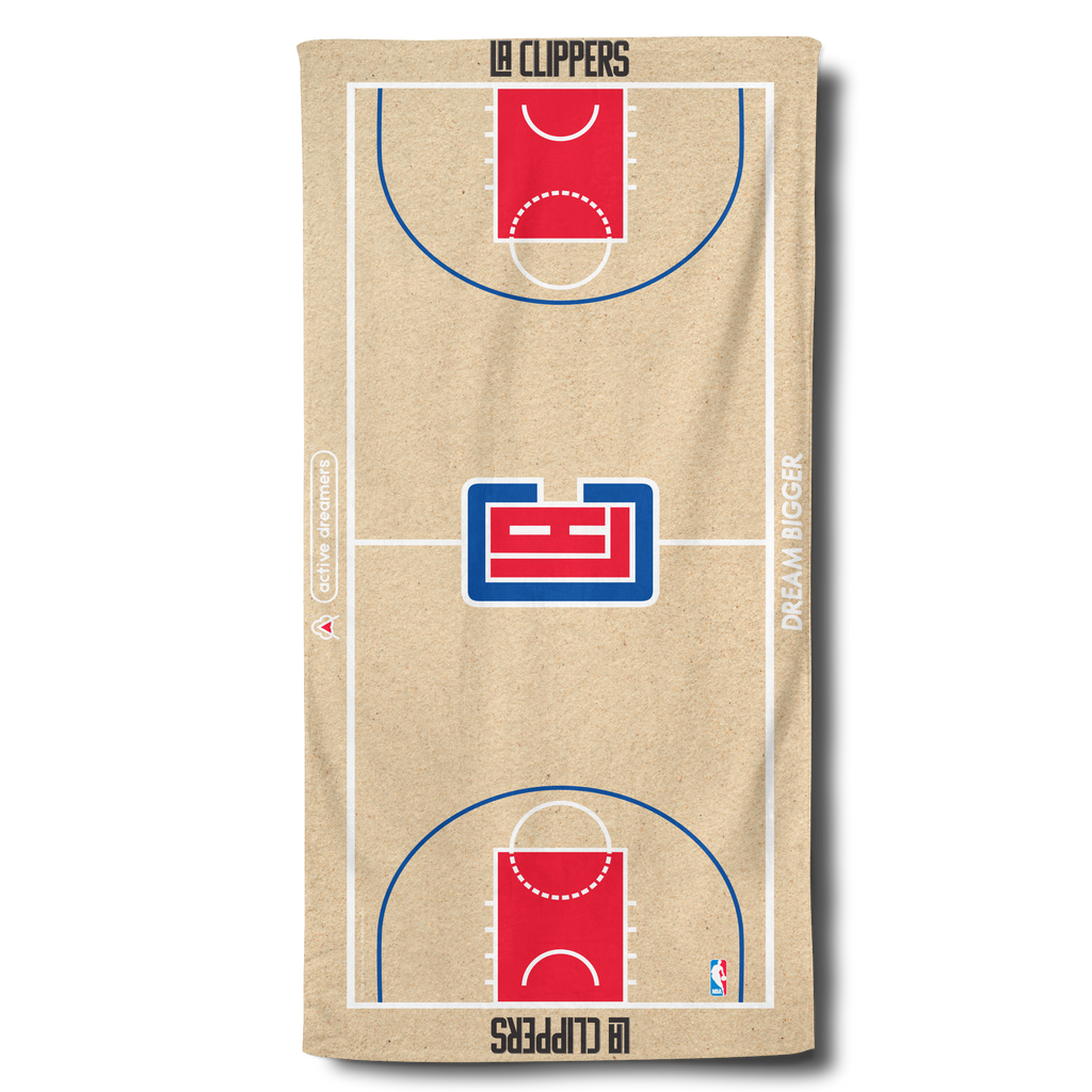 Clippers Beach Towel