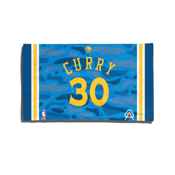 Steph Curry Player Towel