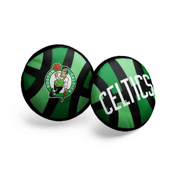 Boston Celtics Pillow Ball