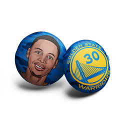 Steph Curry Pillow Head