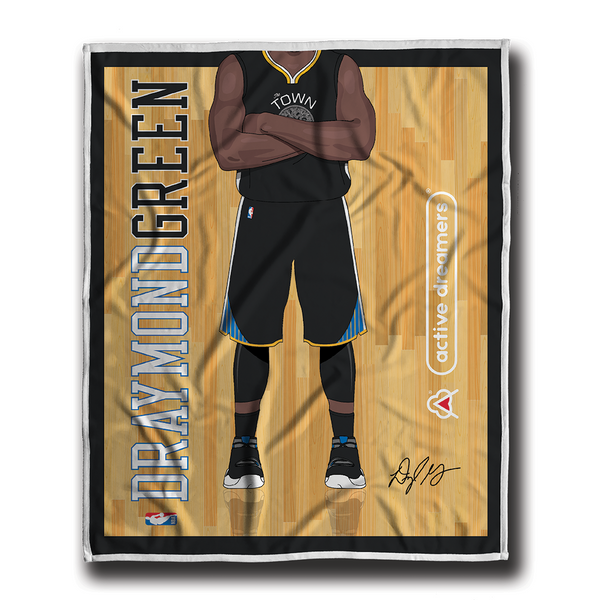"Draymond Green ""Signature Series"" Blanket"