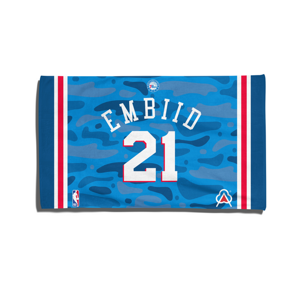 Joel Embiid Player Towel
