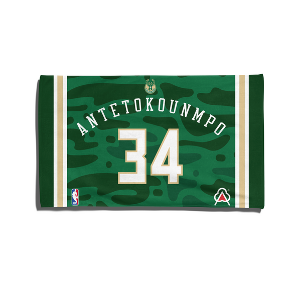 Giannis Antetokounmpo Player Towel