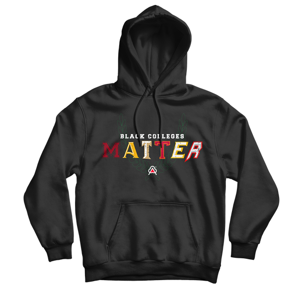 Black Colleges Matter Wreath Hoodie