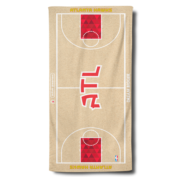 Hawks Beach Towel