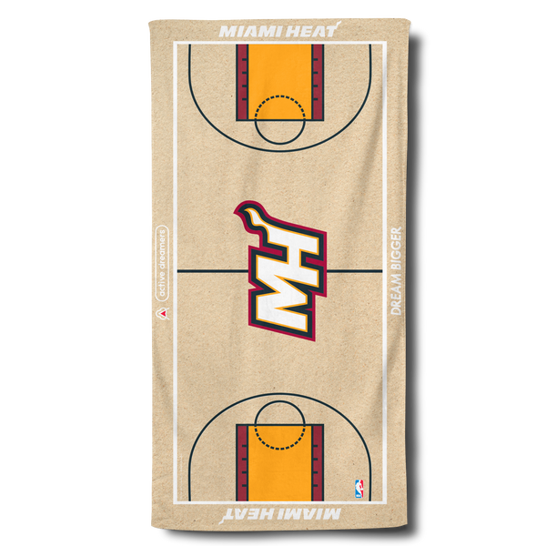 Heat Beach Towel