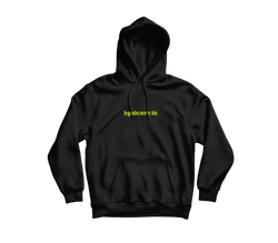 Legends Never Die Graphic Hoodie