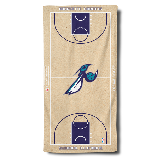 Hornets Beach Towel