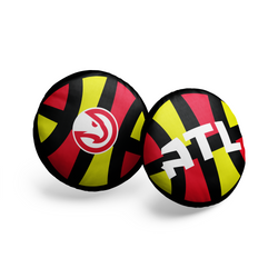 Atlanta Hawks Pillow Ball
