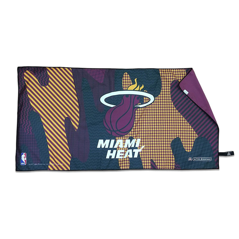 Miami Heat Microfiber Towel