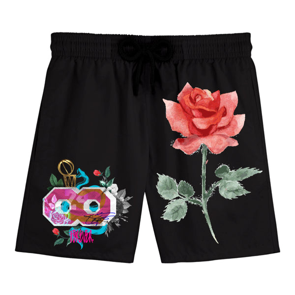 Rose Sport Short Black