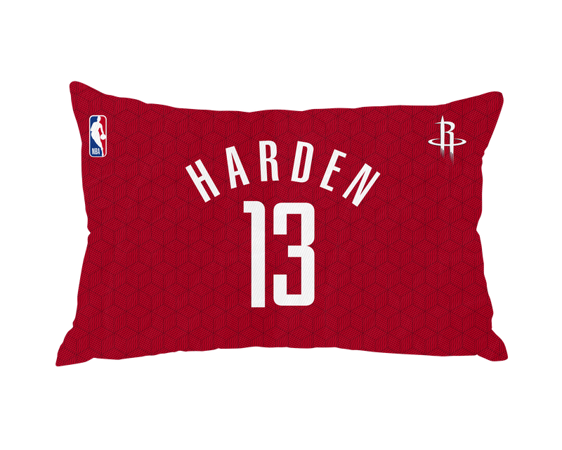 James Harden Pillow Case Number