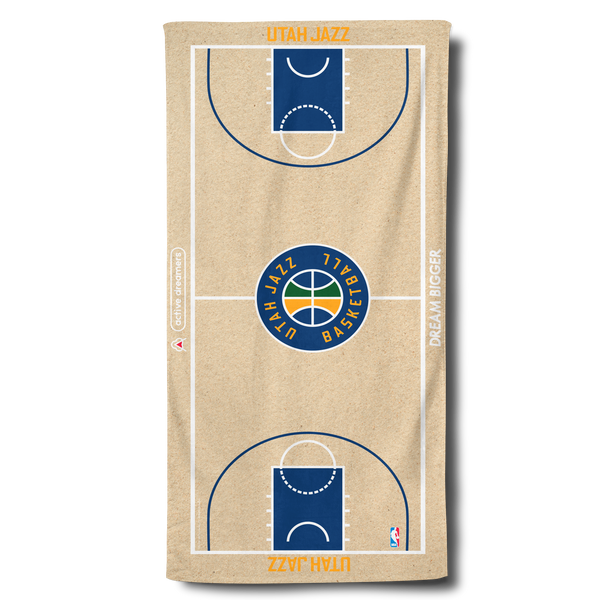Jazz Beach Towel