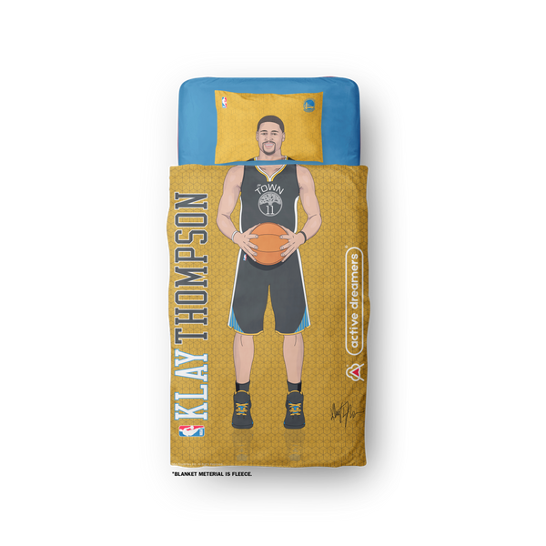 "Klay Thompson ""Signature Series"" Blanket"