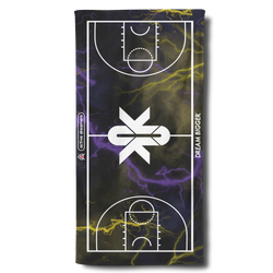 Limited Edition Kyle Kuzma Lightning Beach Towel