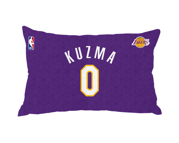 Kyle Kuzma Pillow Case Number