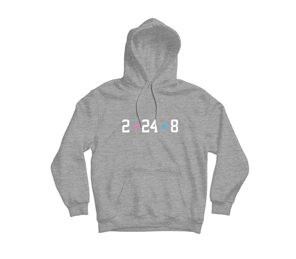 1 Year Anniversary Memorial Hoodie South Beach edition