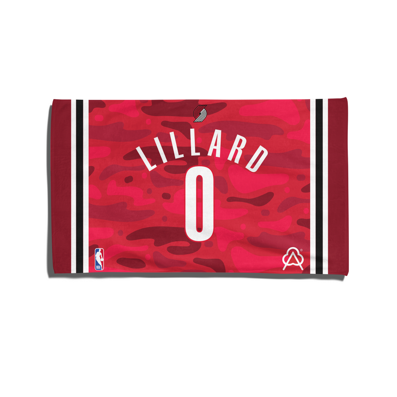 Damian Lillard Player Towel