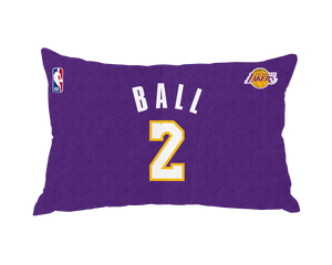 Lonzo Ball Pillow Case Number