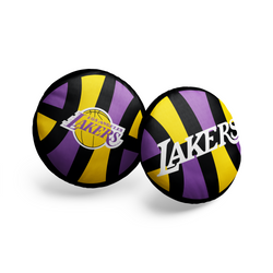 Los Angeles Lakers Pillow Ball